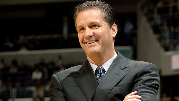 Top 10 John Calipari Coached Players