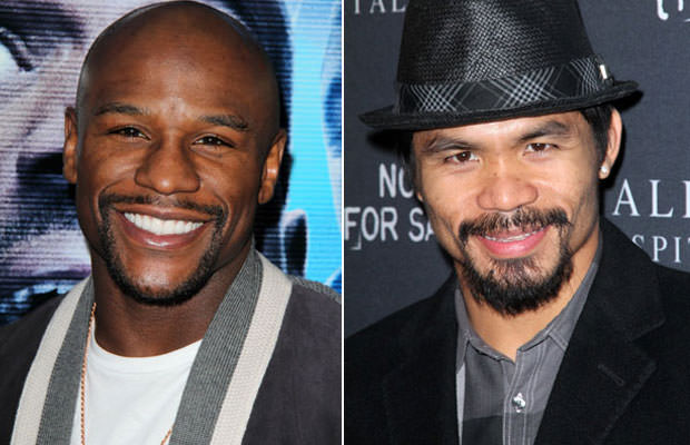 MAYWEATHER VERSUS PACQUIAO: PART 3