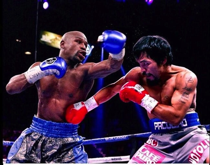 MAYWEATHER VERSUS PACQUIAO: THE MOST OVERDUE TITLE FIGHT PART 1