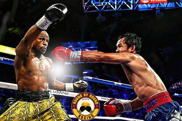 MAYWEATHER VERSUS PACQUIAO: PART 2