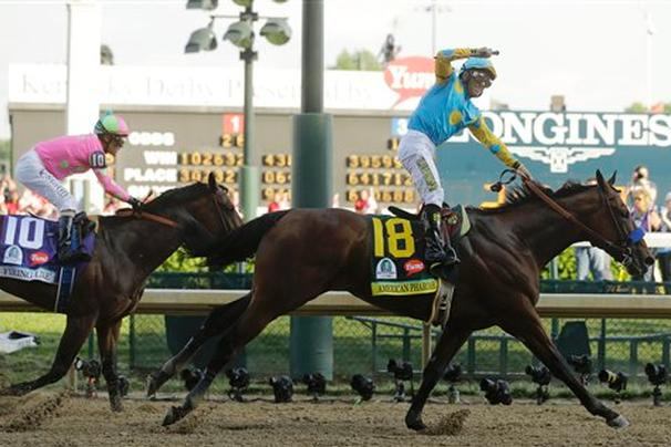 Horse Racing needs a Triple Crown winner!