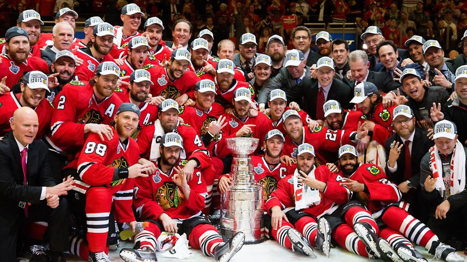 NHL Chicago Blackhawks' Dynasty