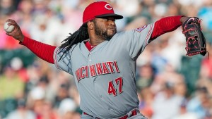 Johnny Cueto traded