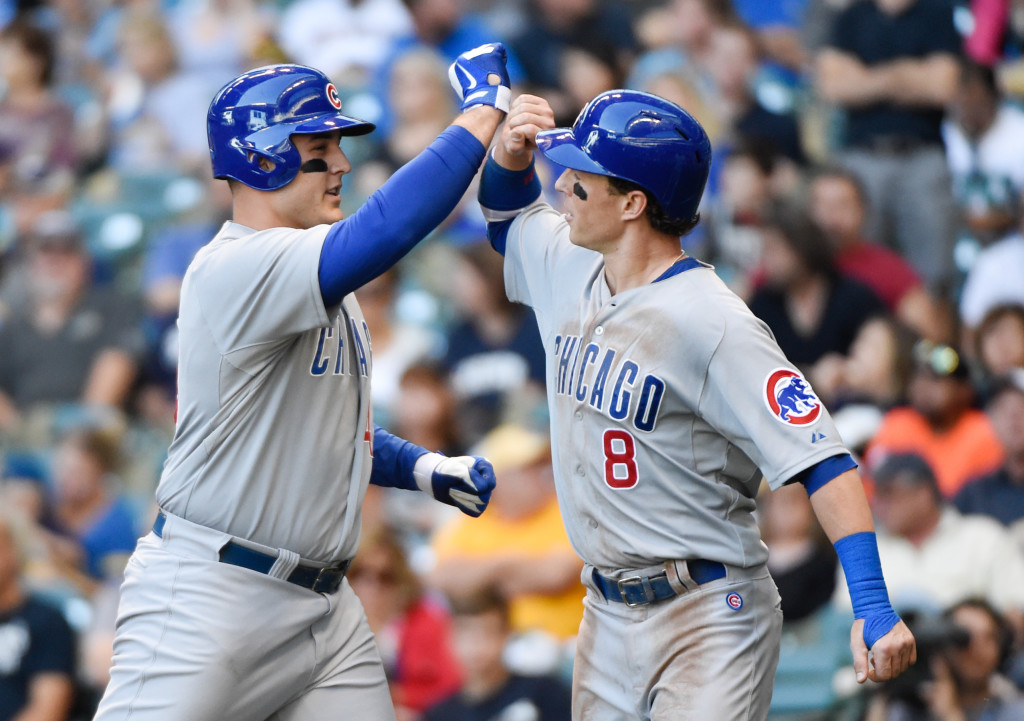 MLB Chicago Cubs are ROARING