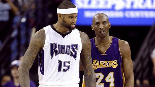 DeMarcus Cousins and Kobe Bryant Deserve Each Other
