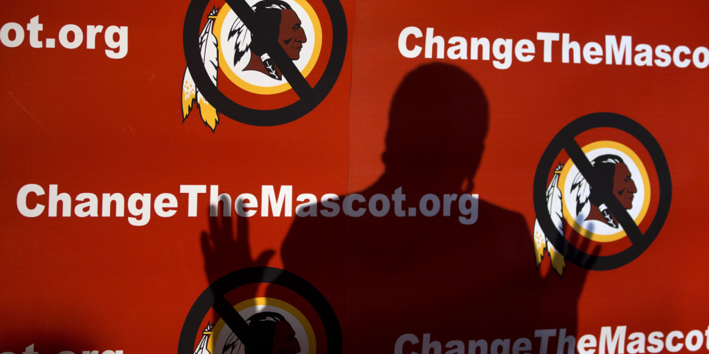 NFL Rename the Washington Redskins